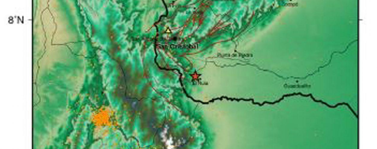 Temblor en Apure fue de magnitud 4.2