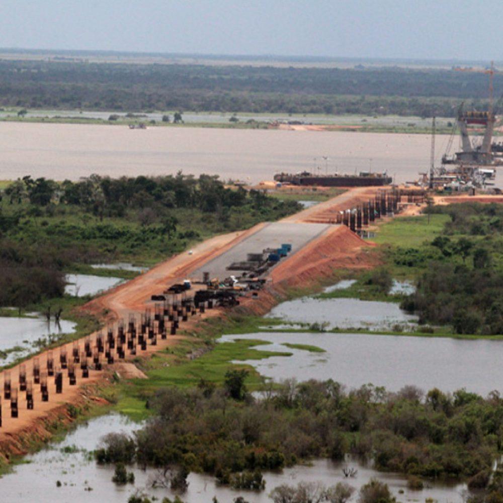 2018 y aún no culminan tercer puente sobre el Orinoco