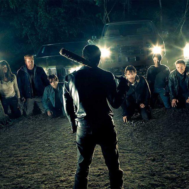 The Walking Dead paralizó el rodaje de su nueva temporada