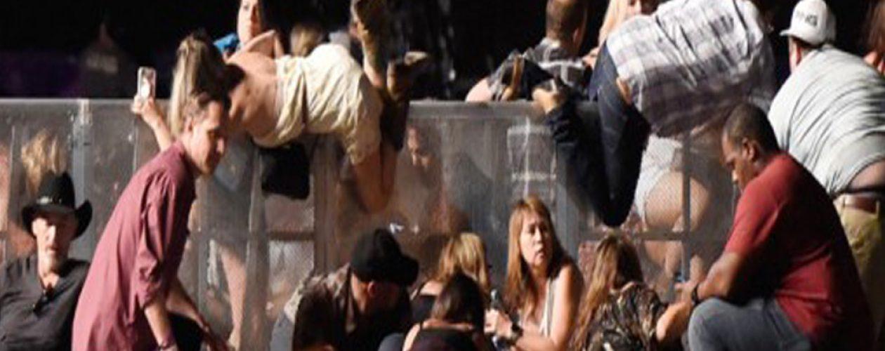Tiroteo en las Vegas: Al menos 50 muertos y más de 400 heridos