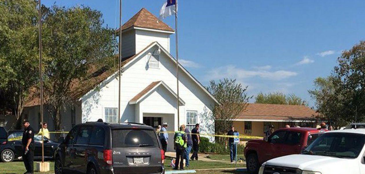 Tiroteo en Texas deja 26 muertos y decenas de heridos