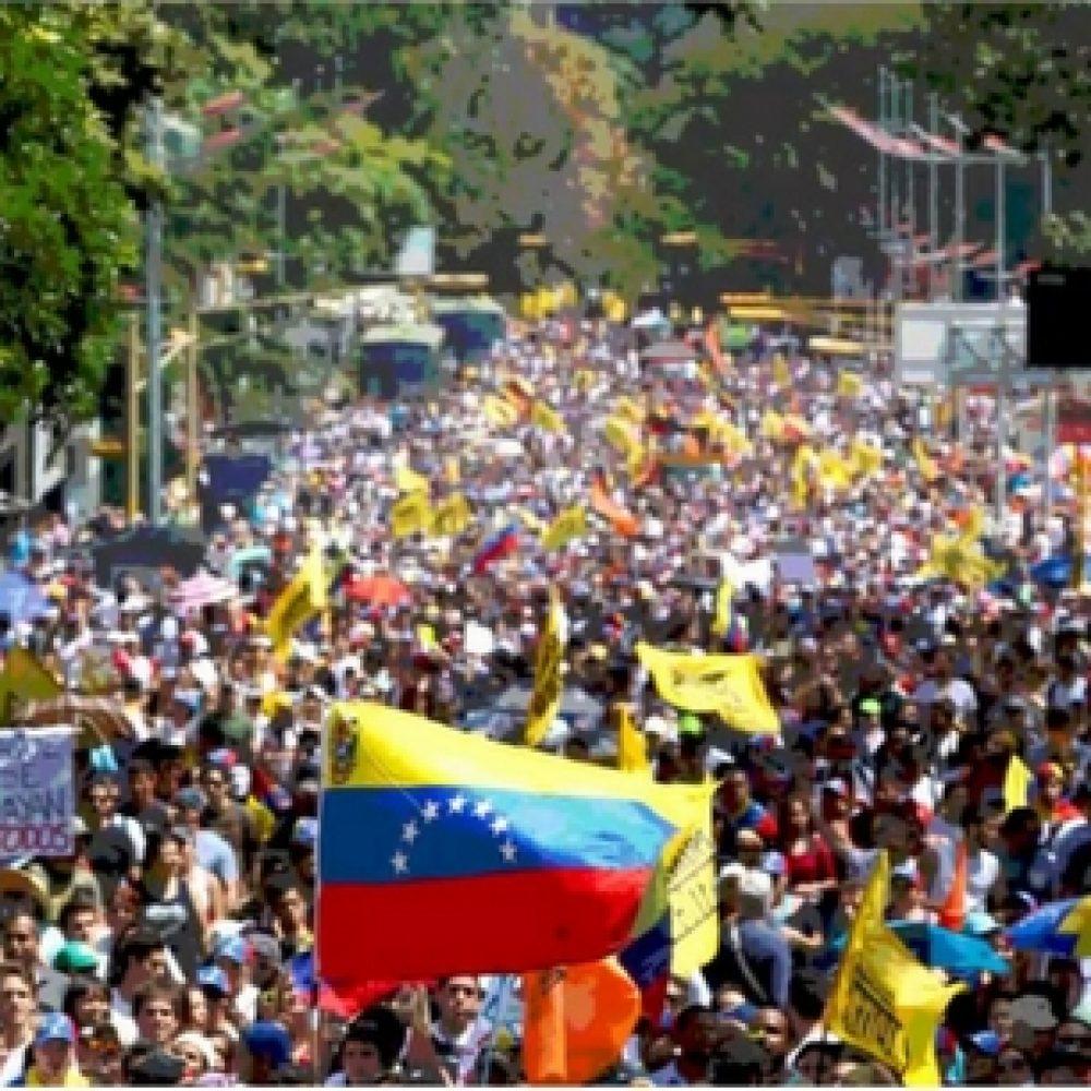 Hora cero, ¡A la toma de Caracas vamos todos!