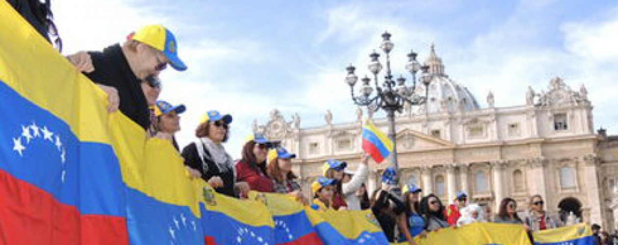 Toma de Caracas en el Exterior se desarrollará con varias actividades
