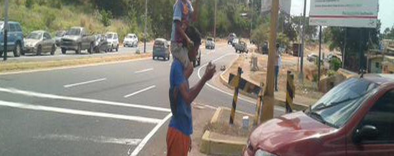 Trabajo infantil en Venezuela: de niños a adultos por necesidad