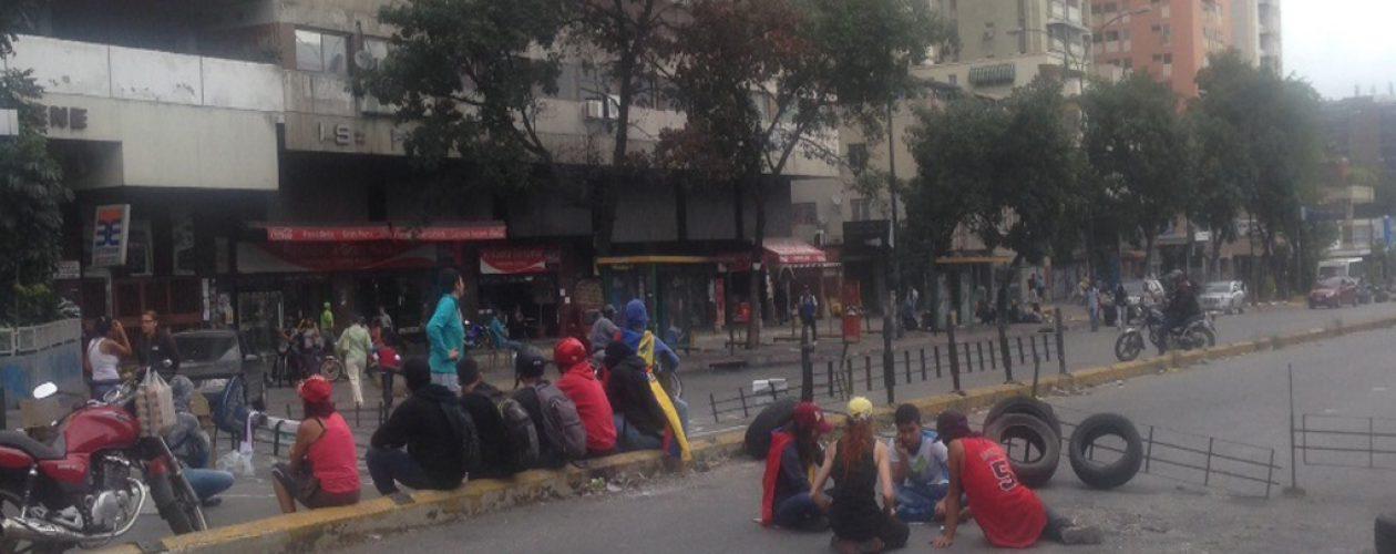Movimiento Estudiantil convocó a un trancazo para este miércoles
