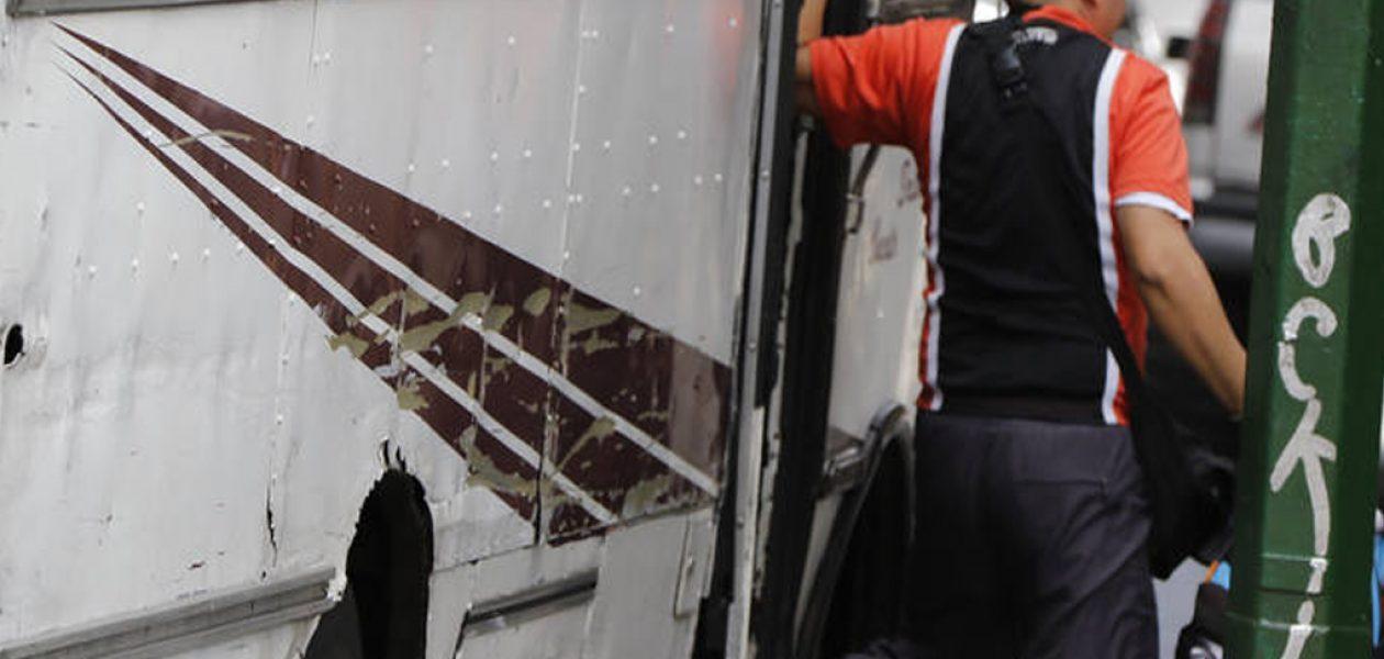 Transporte público en Caracas está al borde del colapso