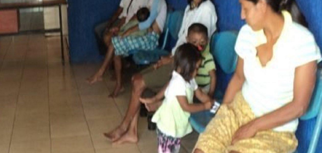 Indígenas buscan tratamiento para el paludismo en Colombia
