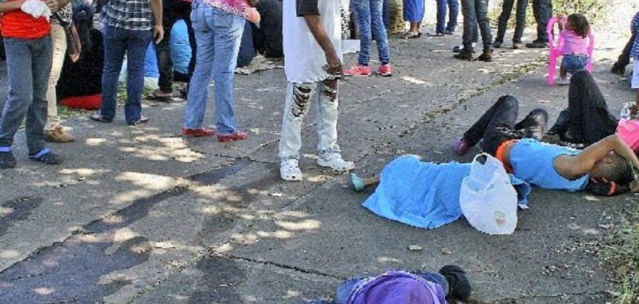Por falta de tratamiento para el paludismo protestaron en Ciudad Bolívar