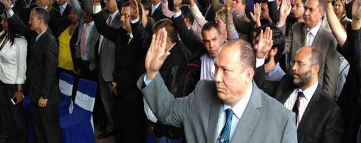 TSJ designado por la Asamblea Nacional tomará posesión en la OEA