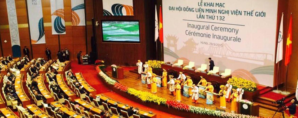Unión Interparlamentaria muestra preocupación por juicios contra opositores