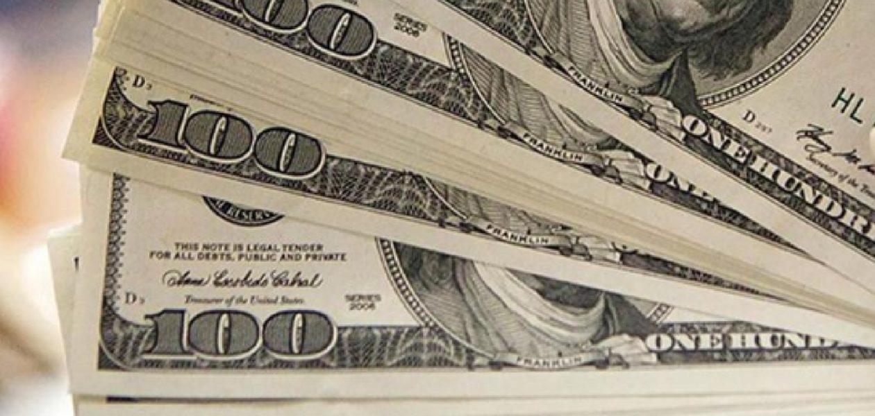 Valor del dólar paralelo recibe el 2017 en 3.200 bolívares