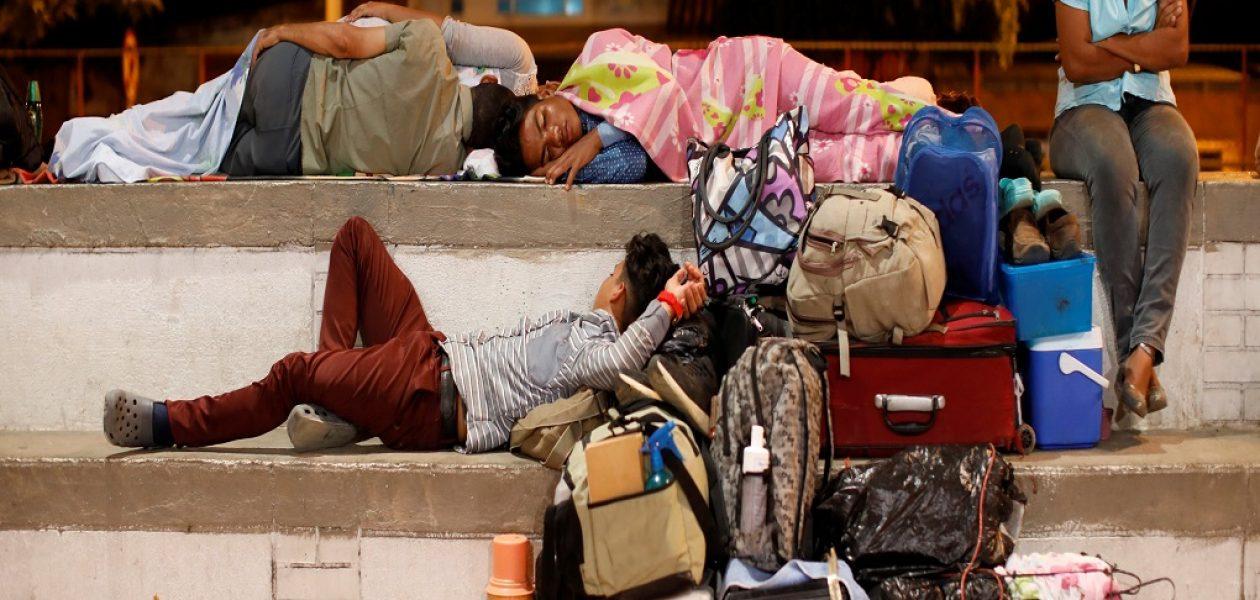 200 venezolanos  serán desalojados del Terminal de Cúcuta