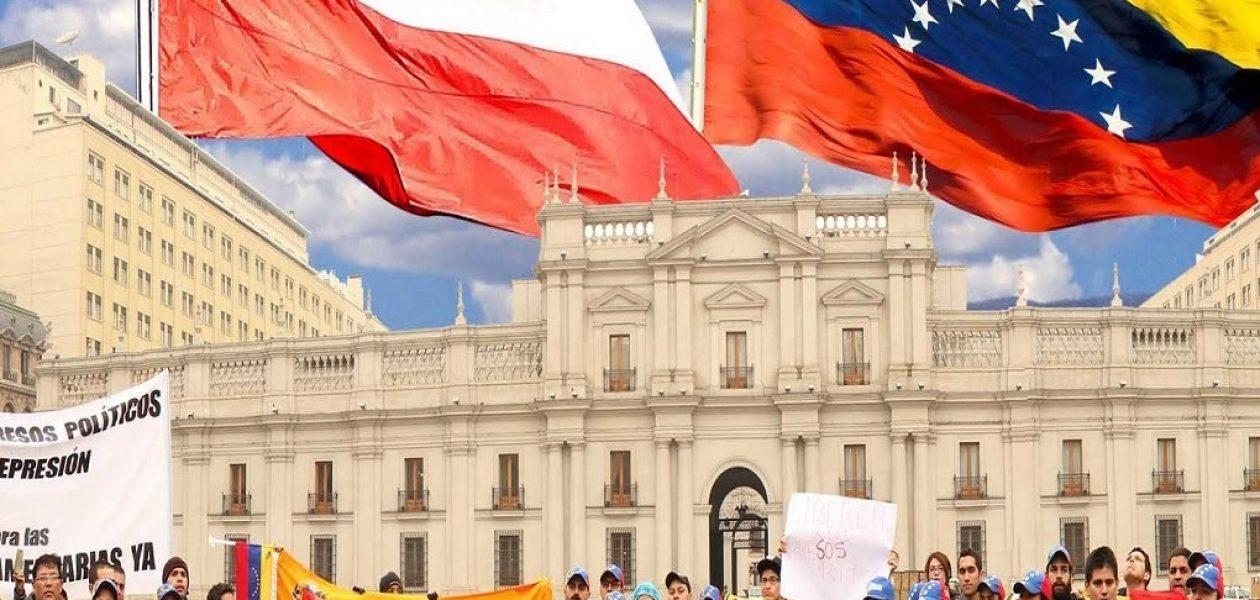 Chile estudia visa de residencia temporal para los venezolanos