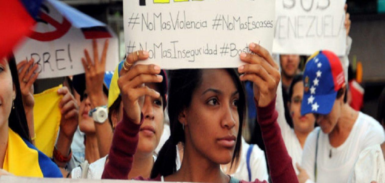 Venezolanos en Colombia protestarán por la libertad de Venezuela