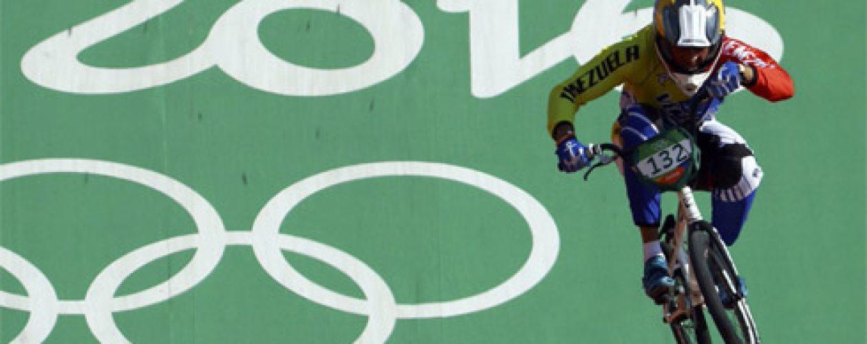 Jefferson Milano promete otra medalla en los Juegos Olímpicos
