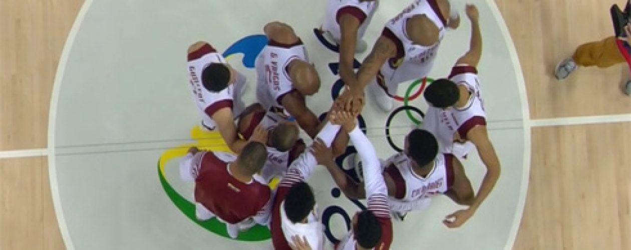 Los venezolanos en los Juegos Olímpicos consiguieron dos victorias
