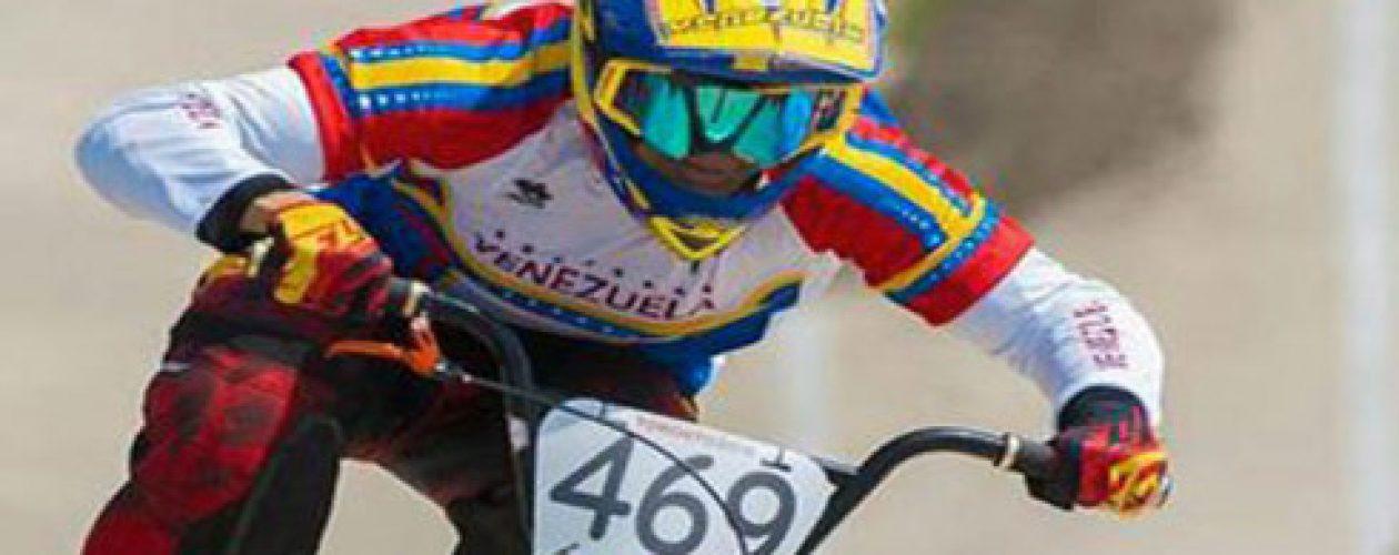 Ciclistas venezolanos en los Juegos Olímpicos van a semifinales