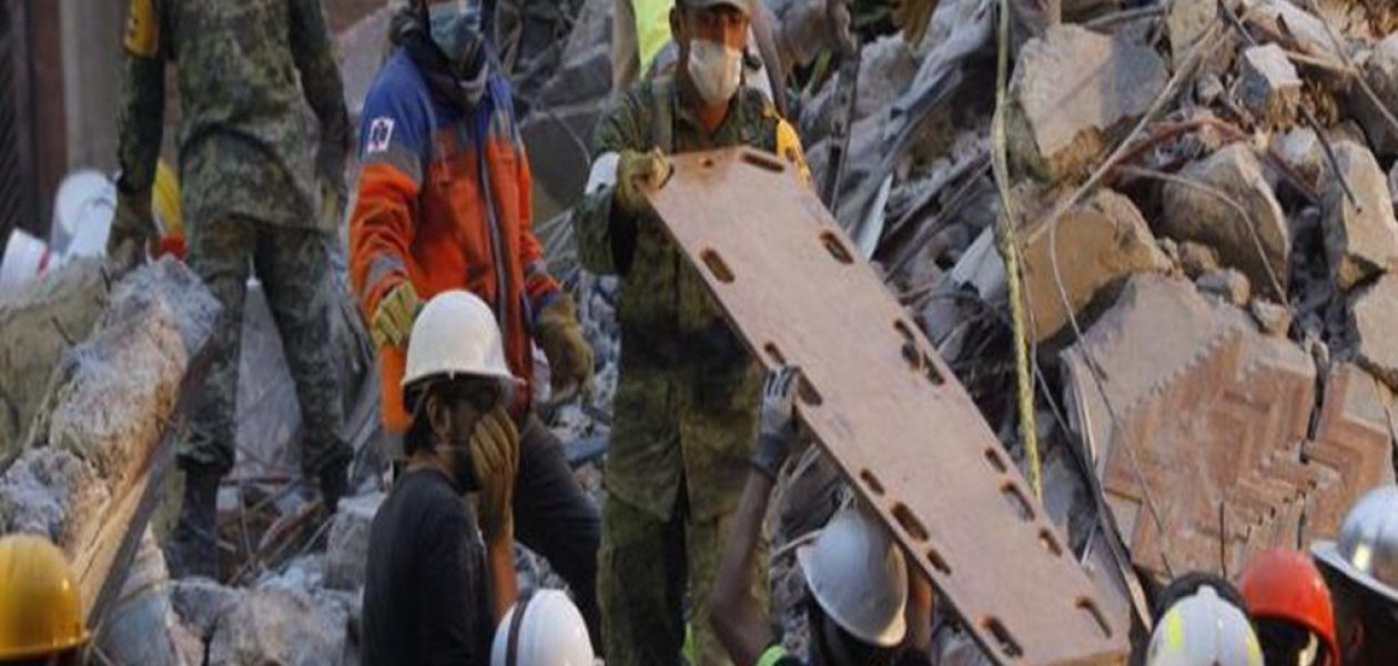 Venezolanos en México ofrecen ayuda tras terremoto