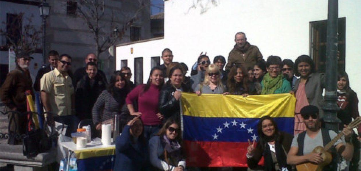 Venezolanos en Murcia piden apertura de consulado en la región