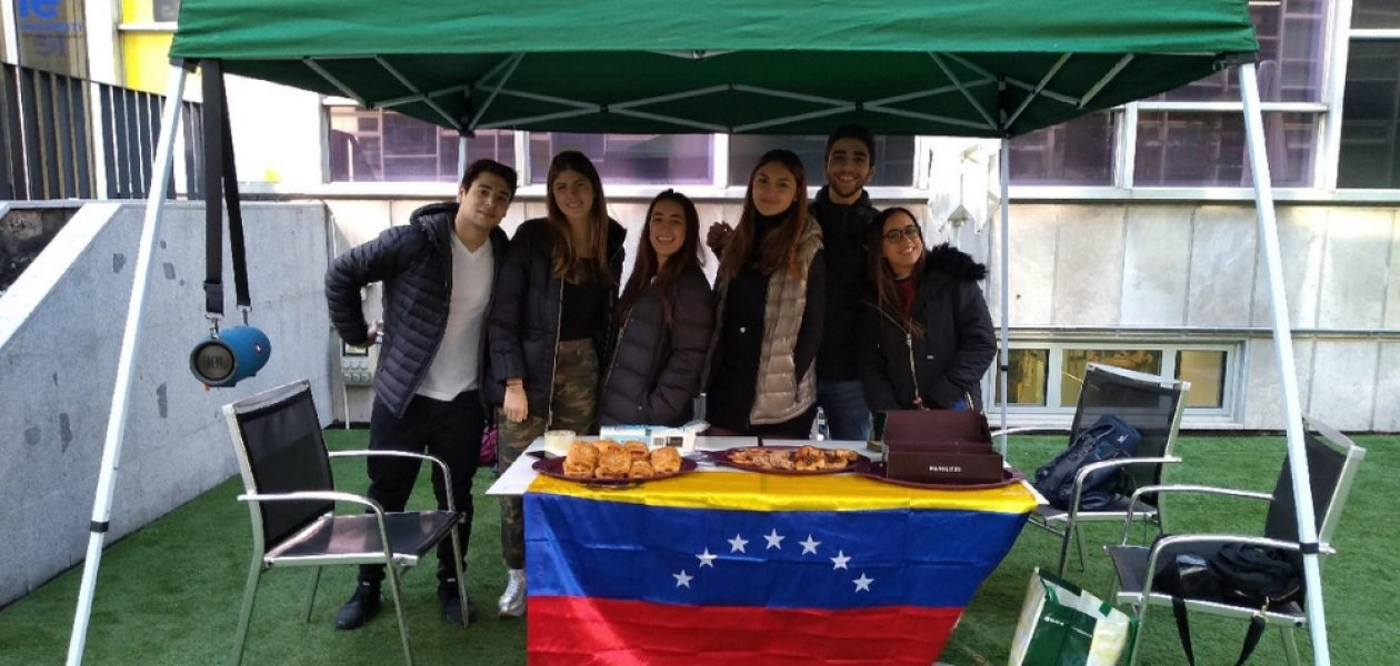 Estudiantes del IE arrancan la campaña #PanasPorVenezuela para salvar a 2.000 venezolanos del hambre