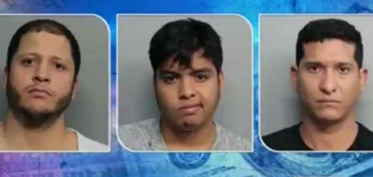 Tres venezolanos detenidos en Florida por fraudes con tarjetas de crédito