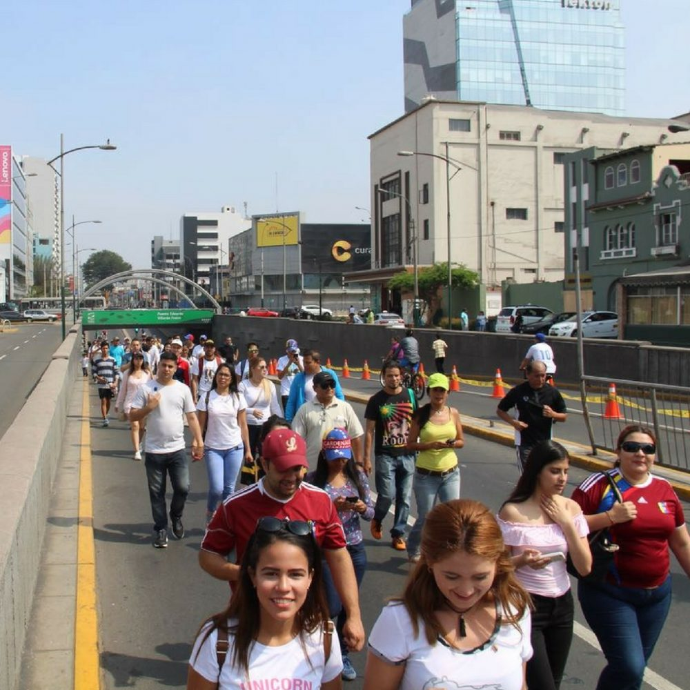 Migración Perú atenderá durante 24 horas la llegada masiva de venezolanos