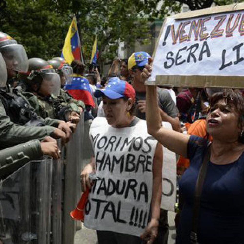 En Venezuela no se salva nadie de la crisis, pero no me quiero ir