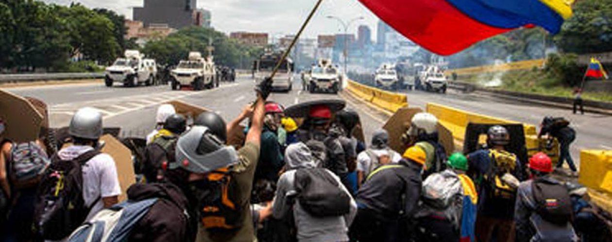 Venezuela en el 2017: Protestas, muertes y elecciones