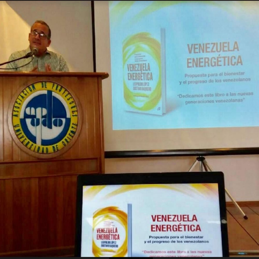 «Venezuela Energética propone que Guayana sea la gran plataforma de comercio de América del Sur»