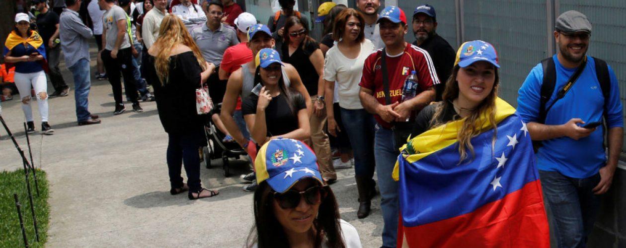 Venezolanos en el extranjero podrán votar: Hasta el 25F se extiende el proceso de RE