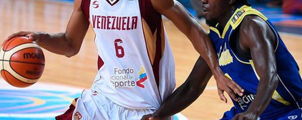 Venezuela sufrió para ganar ante Islas Vírgenes en la Copa América de Baloncesto