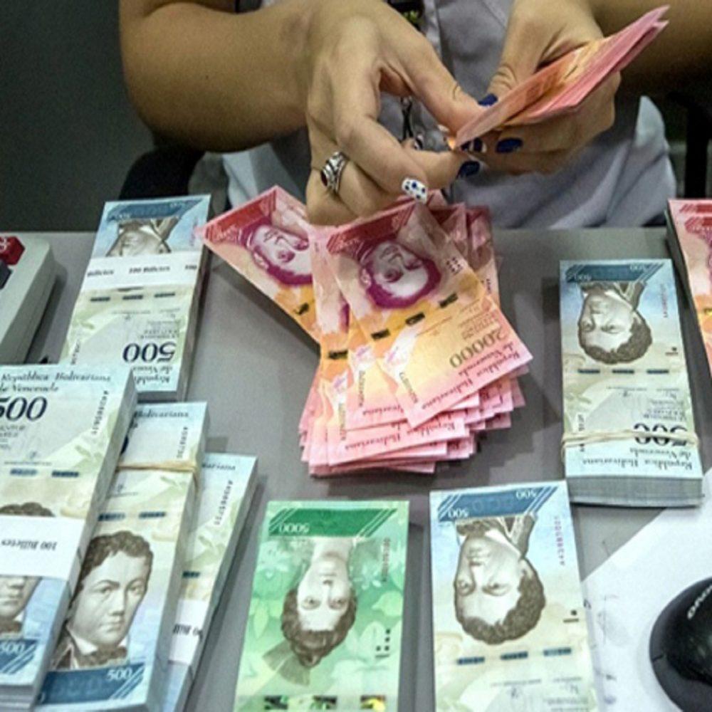 El negocio de la venta de efectivo en Venezuela
