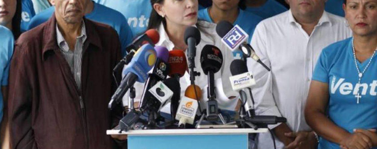 Vente Venezuela responsabilizó a Maduro de la muerte de los jóvenes que se dirigían a Curazao