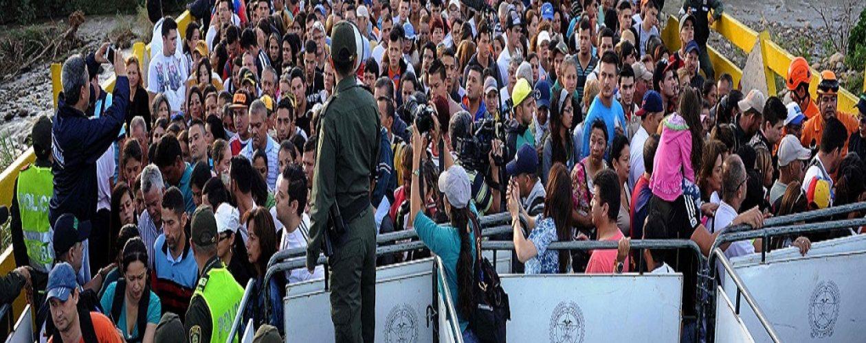 Venezolanos viajeros denuncian robos y ultrajes por parte de la Guardia Nacional para cruzar la frontera