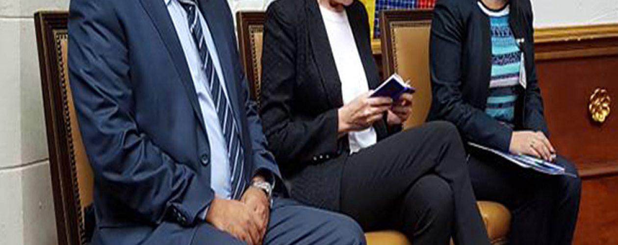 Vicefiscal de Venezuela fue ratificado por la Asamblea Nacional