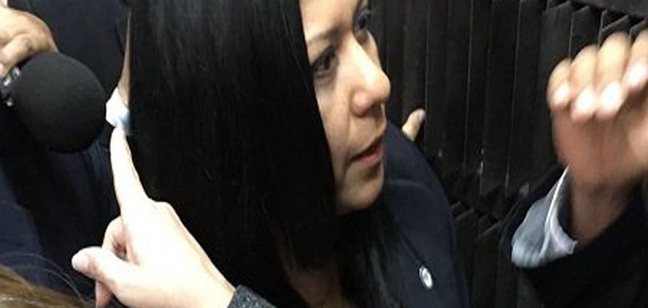Katherine Harrington se quedó con las ganas de entrar al Ministerio Público