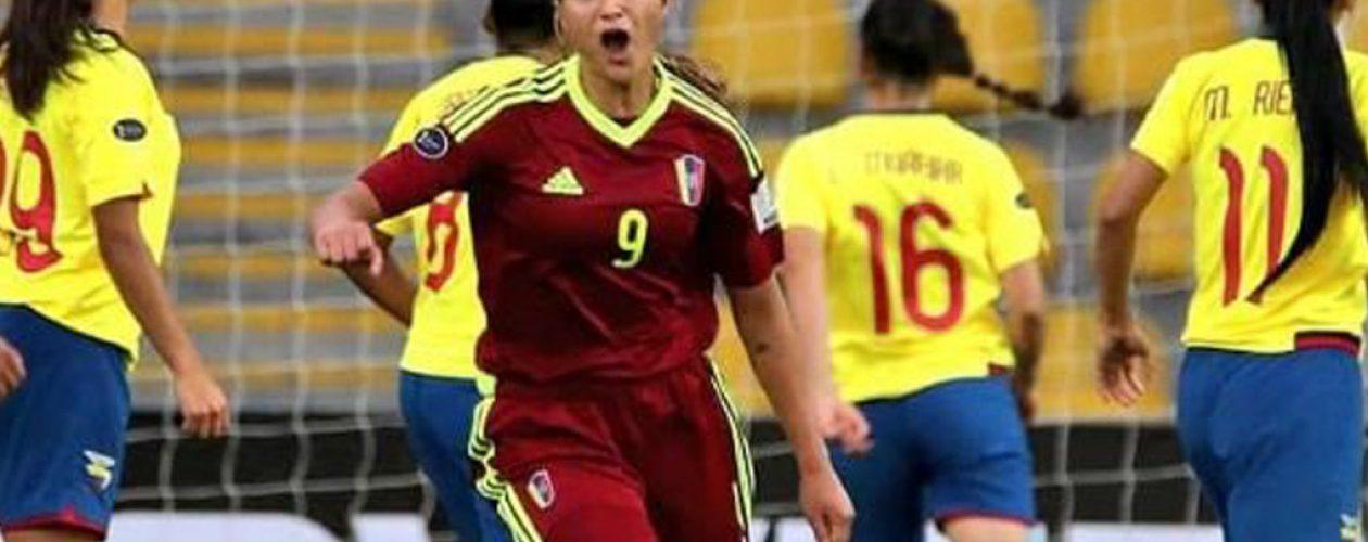 El video del gol de Deyna en la Copa América en Chile