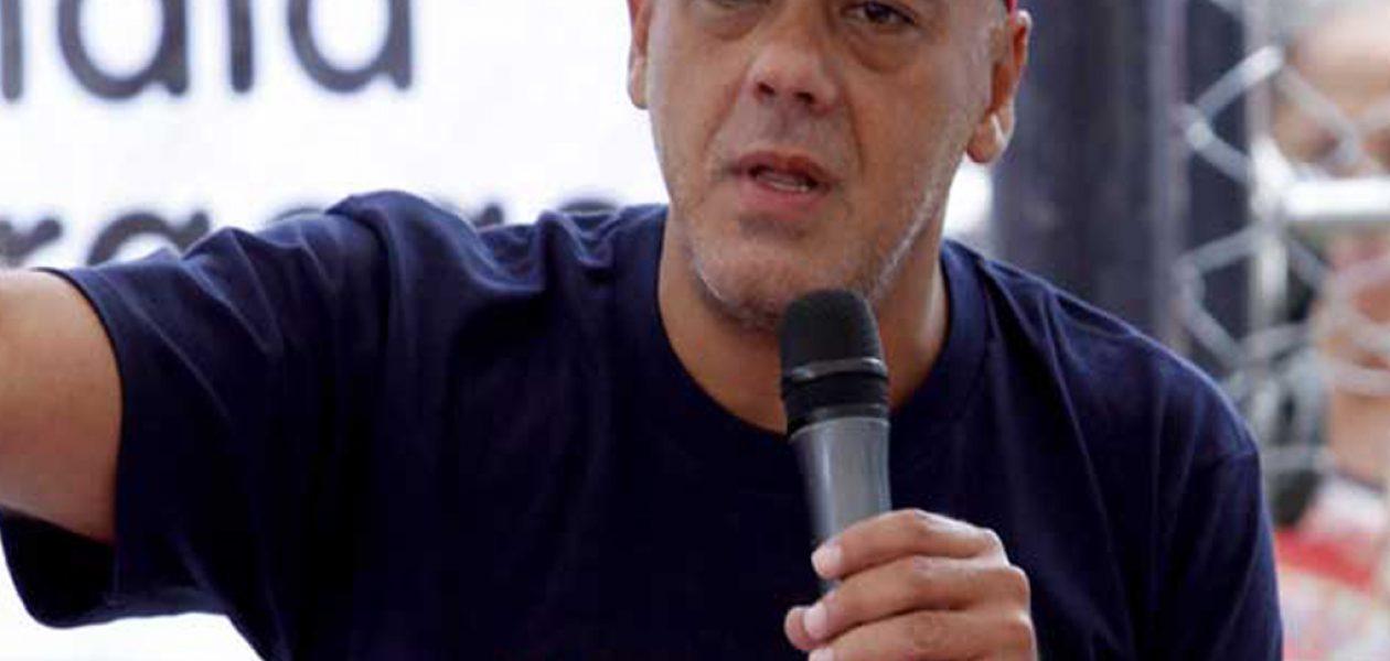 Jorge Rodríguez confirma reunión con Falcón, Capriles, Stalin González y otros opositores