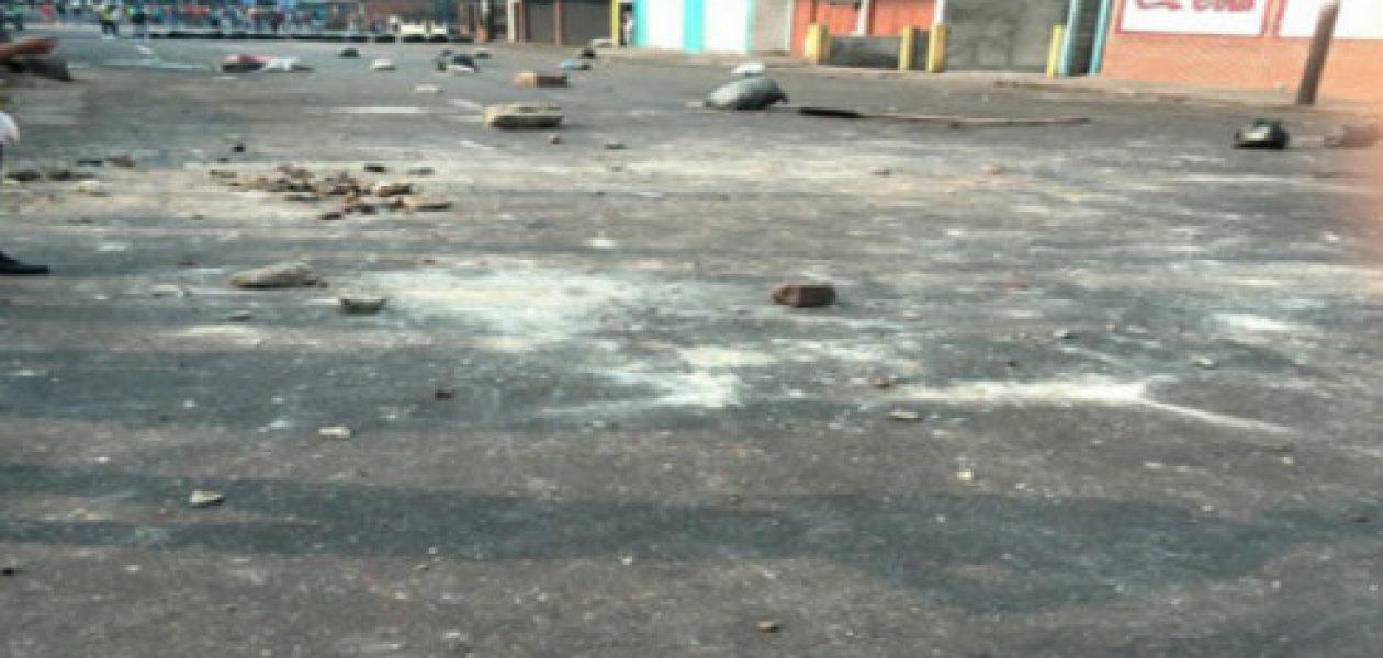 Responsabilizan a Vielma Mora y al PSUV de guarimbas en Táchira