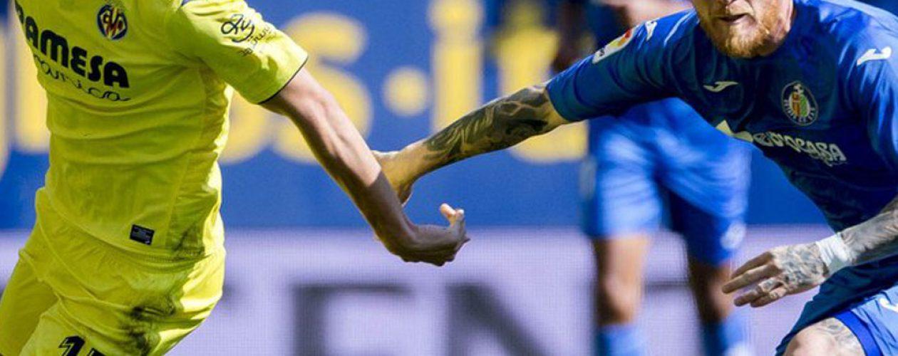 El Villarreal vence 1-0 al Getafe y se consolida en puestos europeos