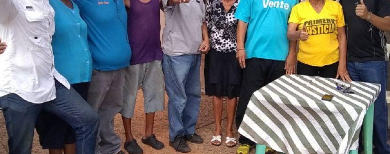 Voluntad Popular: Gobierno niega servicios básicos a ciudadanos en Bolívar