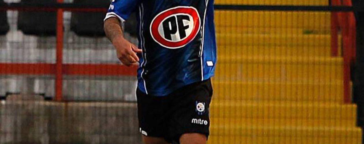 Yeferson Soteldo fue galardonado en el fútbol chileno