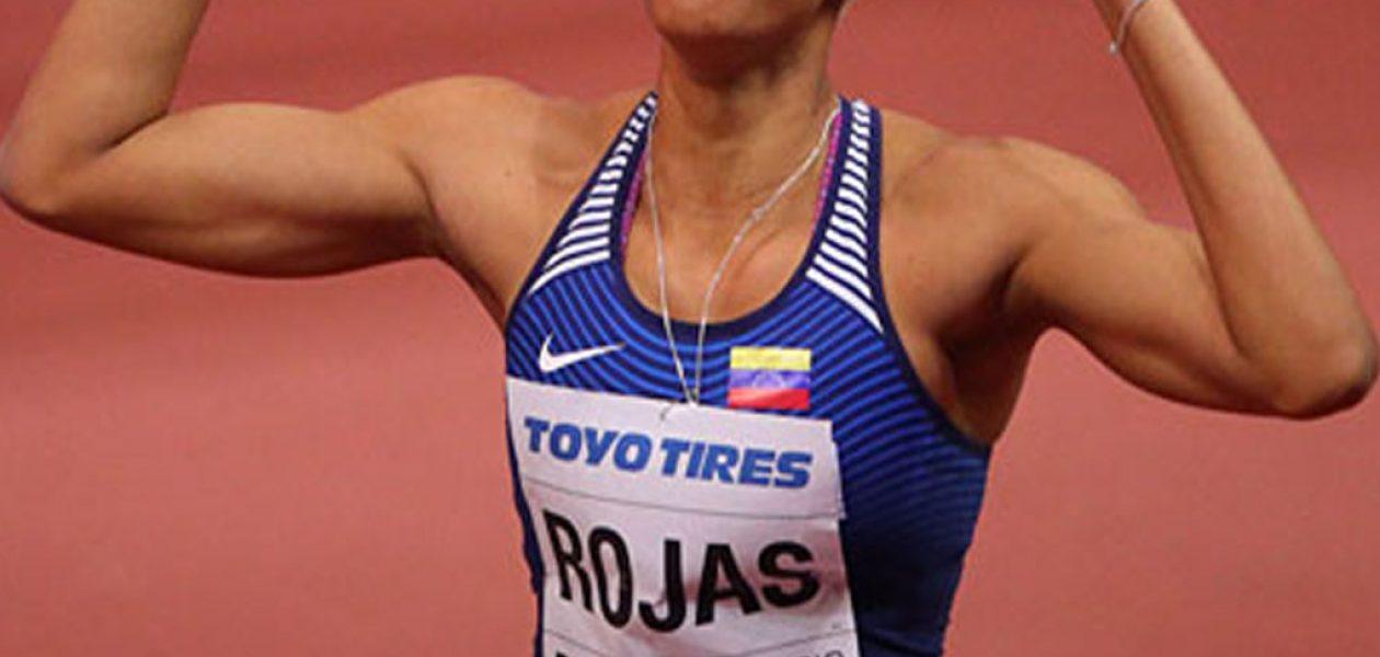 Yulimar Rojas es la embajadora de Venezuela para los JOJ