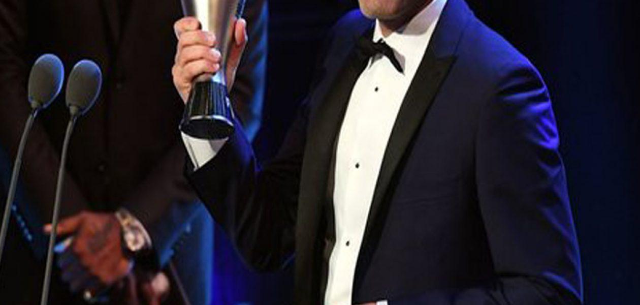 Zinedine Zidane nombrado entrenador del año en premios The Best FIFA
