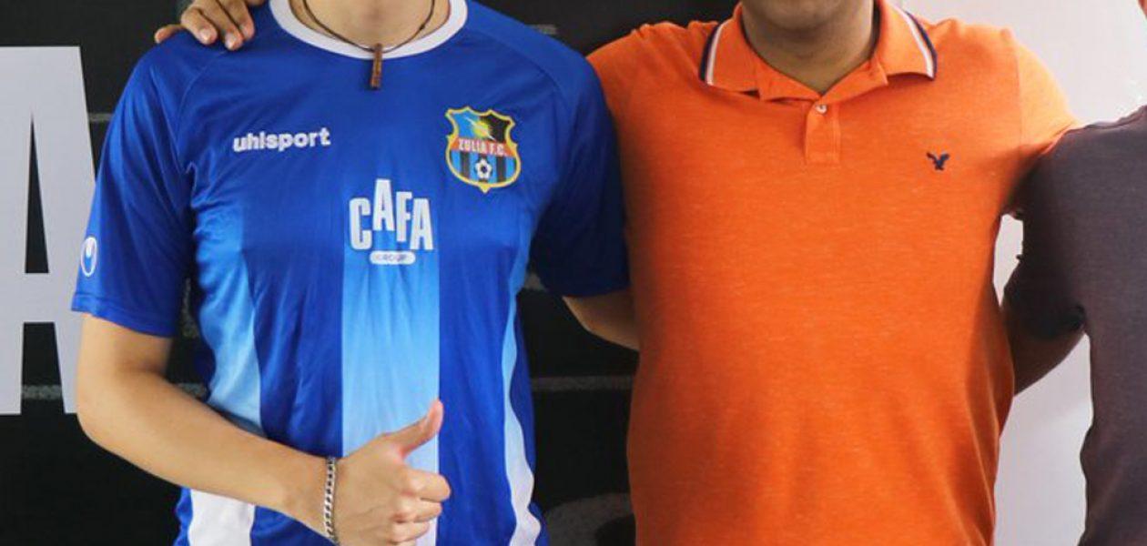 Zulia FC ficha a Robnel Lovera, jugador profesional de E-Sports