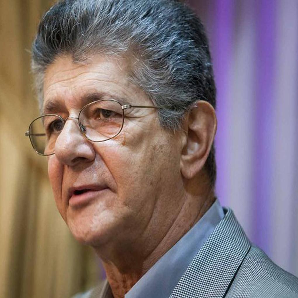 Canal humanitario en Venezuela debe ser la prioridad según Ramon Allup