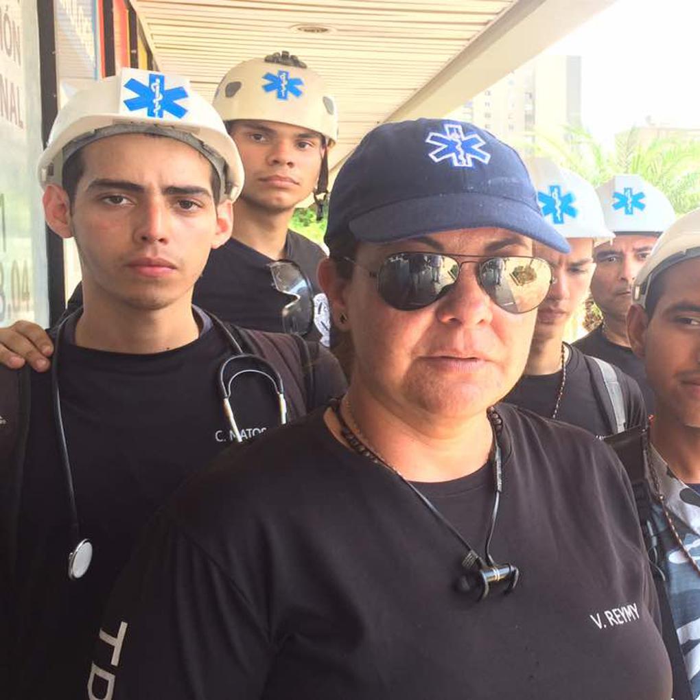 Cascos Azules del Zulia denuncian hostigamiento por parte del Sebin