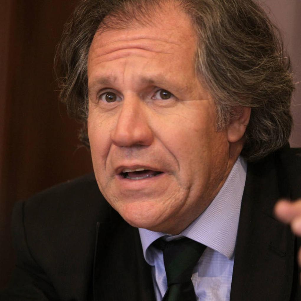 Cuarto informe sobre Venezuela fue entregado por Almagro en la OEA