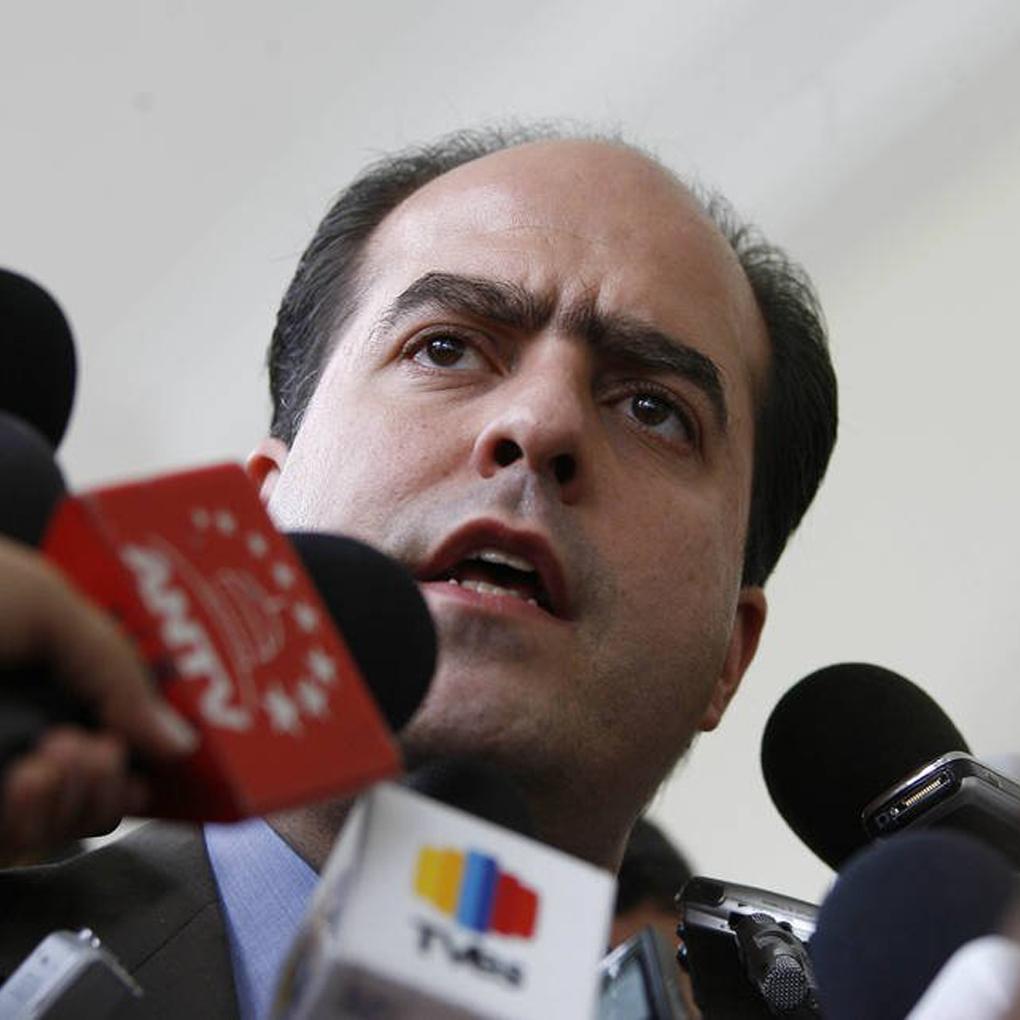 Delegación de la oposición para el diálogo estará encabezada por Borges