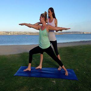 Día Internacional del Yoga también se celebra en Guayana